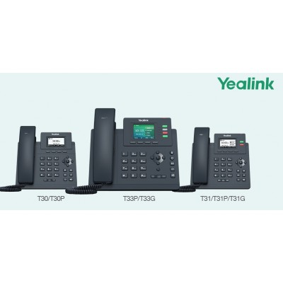 Yealink IP Phones